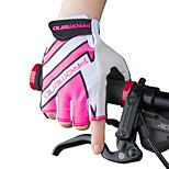 Promend®Glove Cycling / Bike Women's Fingerless Gloves Anti-skidding / Easy-off pull tab / Wearproof / Pink