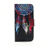 Para Funda iPhone 6 / Funda iPhone 6 Plus / Funda iPhone 5 Cartera / Soporte de Coche / con Soporte Funda Cuerpo Entero Funda Atrapasueños