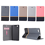 Ultra-Feel Automatically Pull Grain Leather Canvas for Huawei P8/P8Lite/Y635/Y625(Assorted Colors)