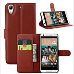 das geprägte Kartenhalter Handy-Schutzhülle für HTC Desire 626 Handy