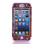 3-in-1 Design Nationality Pattern Protective Hard Case for iPod touch 6 Assorted Color