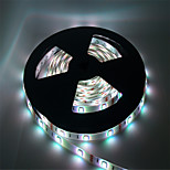 JS 5M LED 300*5050 SMD DC12V RGB LED Strip Lamp 72W
