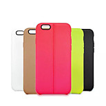 Double Protective Grain Character Cell Phone Holster for IPHONE 6S(Assorted Colors)