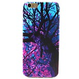 Tree Pattern TPU Case for iPhone 6S/6