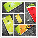 MAYCARI® The Cool Summer Transparent Soft TPU Back Case for iPhone 6/iphone 6S(Assorted Color)