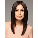 Daily Lovely  Wig  Sale To Europe And America Top Quality Dark Brown  Syntheic  Wigs