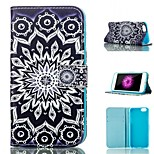 Sunflower Design PU Full Body Case with Stand with Card Slot for iPhone 6 Plus/6s plus