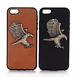 Metal PC Wild Europe and America Mobile phone Case for iPhone6