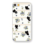 The Lovely Cat  Pattern PC Hard Case for iPhone 5/5S