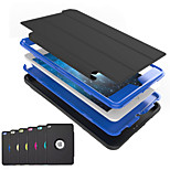 Three Anti- Silica Gel Super Popular Brands Business Classical Silicone Case for iPad Mini 4