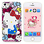 iPhone 5 Fall disney Hallo Kitty Silikongel tpu Material Fall mit einem freien headfore hd Schirmschutz für iphone 5 / 5s