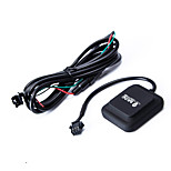 D10 Vehicle Smallest GPS Tracker Remote Control Positioning Via GPS
