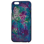 Campanula Pattern PC Material Phone Case for iPhone 6/6S