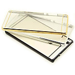 Plating Transparent PC Material Phone Case for Huawei P8 (Assorted Colors)