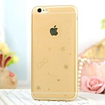 High Quality Sky Star Pattern Back Cover for iPhone 5/5S (Assorted Colors)
