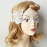 Party Butterfly Lace Veil Crown Retro Exaggerated Masked Gauze Mask