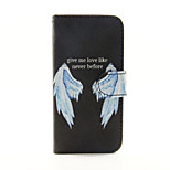 Wing PU Leather Wallet Full Body Case for iPhone 6/6S