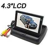 4.3 Inch Monitor Car Monitor Two-way AV