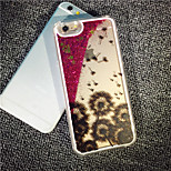 MAYCARI® Flying Dandelions  Bling Quicksand Star Pattern Transparent PC Back Case for iPhone 6plus/iphone 6s plus