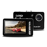 CAR DVD - 3.0 MP CMOS - 1600 x 1200 - para Full HD / Wide Angle / 1080P