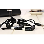 KEEKA MIC-107 Stylish In Ear Earphone Noise-Cancelling With Microphone for Cellphone(Assorted Colors)