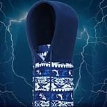 Hat Hood Ski Bike Wind Stopper Face Mask Men Neck Warmer Winter Fleece Motorcycle Neck Helmet Cap