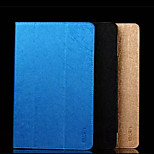 10.6 Inch Triple Folding Pattern High Quality PU Leather for Cube i10(Assorted Colors)