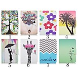 Print Pattern High Quality PU Leather with Stand Case for 7 Inch Universal Tablet