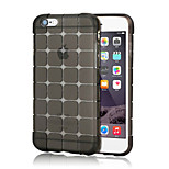 Soft TPU Skin Cube Transparent Forest Back Cover Case for iPhone 5/5S
