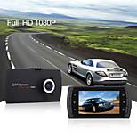 CAR DVD - 3.0 MP CMOS - 1600 x 1200 - para Full HD / Wide Angle / 720P / 1080P