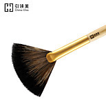 Inlinmay Make up/Fan Brush/Foundation Brush