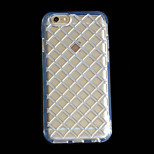 ROCST 2015 Thickening TPU Buffer Grid Case for iPhone 6 / 6S