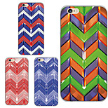 MAYCARI®Colorful Ripples Transparent Soft TPU Back Case for iPhone 6/iphone 6S(Assorted Color)