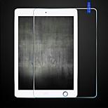 rocs alta definición a prevenir las huellas dactilares 2.5d 0.3mm templado transparente protector de pantalla de cristal para Apple iPad