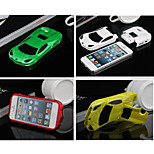 Cool Phone Case Sports Racing Car Shape Hard Plastic Stand Case Back Cover For iPhone 5/5S(Assorted Color)