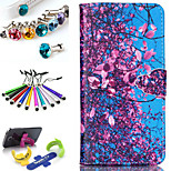 Geometric Pattern PU Leather Phone Holster Includes Stand Anti-dust Plug stylus, for Samsung Galaxy S3 I9300