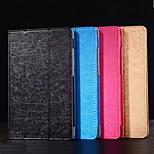 8-Zoll-Dreifach-Faltung Qualität PU-Leder für Lenovo a8-50 (verschiedene Farben)