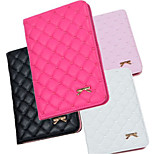 Newest Love Heart Pattern PU Leather Case Cover for iPad Air 2(Assorted Colors)