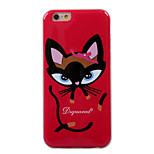 2015 New Dsquare Dogs Dsquare2 TPU Soft Phone Case Back Cover for iPhone 6 Plus 5.5inch(Assorted Colors)