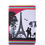 Love Pattern PU Leather Full Body Case with Stand for iPad  Mini 4