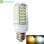 E27 12W 126 x 2835SMD 1200LM Warm White / Cool White LED Corn Light Bulb Lamp Energy Saving Led Light(220-240V)