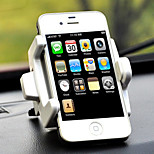 Universal 360° Rotating Holder Stand for Mobile Phone in Car Air Vent Mount
