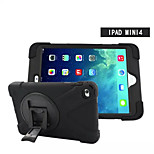 Slim Case with Armor Protection SERIES for Apple iPad Mini 4(Assorted Colors)