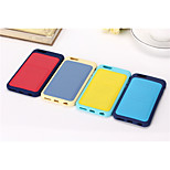 New Style Silicon Fashion Exotic Mobile phone Case for iPhone6S/6 Assorted Color