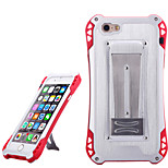 lo sport lega di alluminio shockproof impermeabile posteriore Case for iPhone 6 / 6s