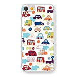 The Car Pattern PC Hard Case for iPhone 5/5S