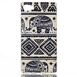 Elephant Pattern TPU Phone Case for Xperia Z5 Compact/Z5mini