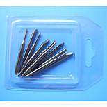 Anti-Friction Stainless Steel Plastic Tool Case(10pieces/package)