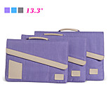 Fashion Briefcase Handbag Notebook Laptop Sleeve Bag & Cases for Apple iPad/Macbook Pro Air 13.3