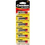 Camelion Plus Alkaline Primary Batteries Size AA (6pcs)
